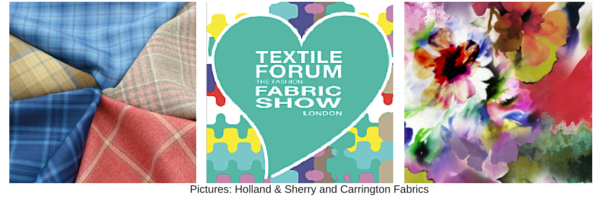 Textile Forum March – Doors open soon!
