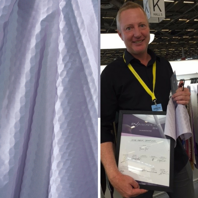 Bennett Silks wins top fabric award
