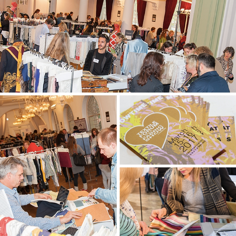 Compliments all round for Textile Forum