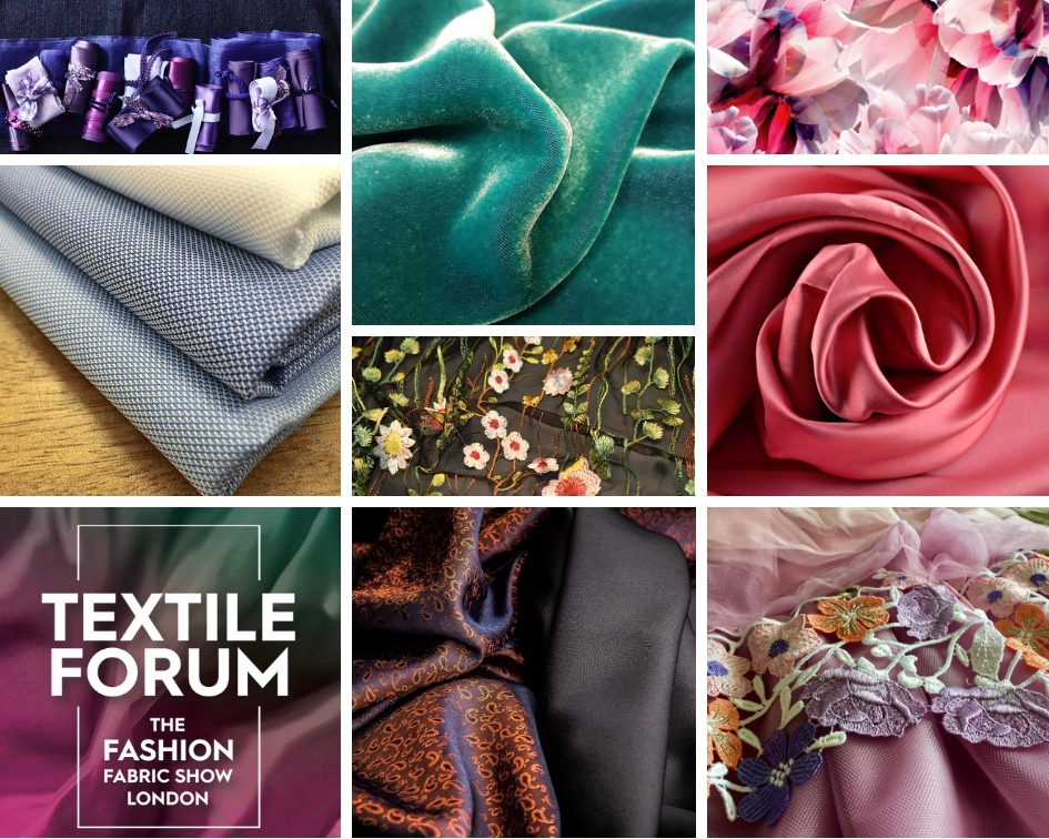 Fabrics for all seasons at March Textile Forum