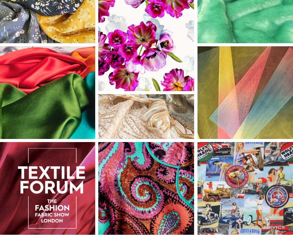 Textile Forum predicts upbeat mood will increase demand for decorative fabrics and vivid colours